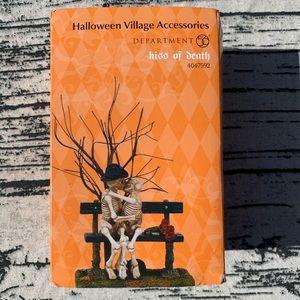 Dept 56 Halloween Kiss of Death Figurine